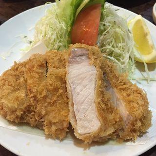 上野広小路のサクサク激旨トンカツを食べられるお店をご紹介。