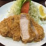 特ロースかつ(丸五 (まるご))