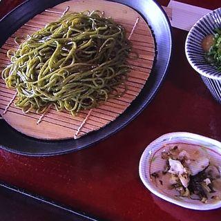 茶蕎麦(中村藤吉 平等院店)