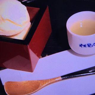 清酒アイスクリーム(伏見夢百衆 )
