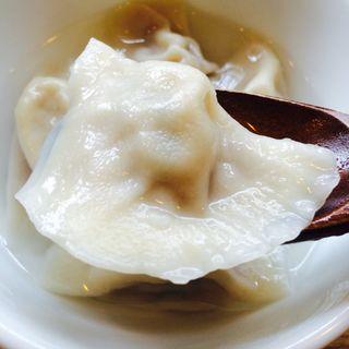 手作り水餃子(5個)(テディアンドダディ )