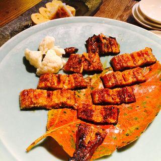 鰻の蒲焼(菜々人)