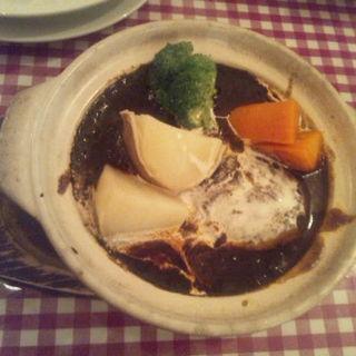 チーズinハンバーグ(クリスマス亭 (CHRISTMAS亭 クリスマステイ))