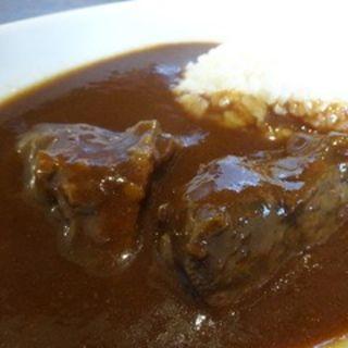特製国産ビーフカレー(ハンバーグの店 KITCHEN MIYABI (キッチンミヤビ))