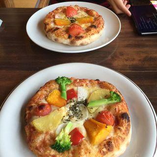 ポテトピザ(煉瓦場 )