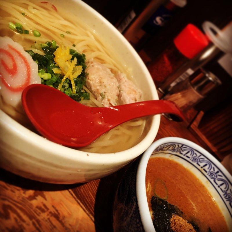 つけ麺(スープあつもり)