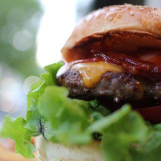 Bacon Cheese Burger(WAVES BURGER 名駅南店 (ウェーブスバーガー))
