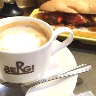 ラタトゥイユサンド(BERG (BEER&CAFE BERG))