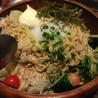 ラーメンサラダ(36番倉庫 )