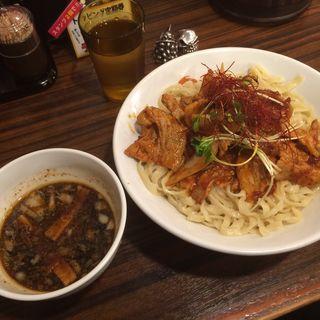 肉盛りつけ麺辛味(六代目けいすけ)