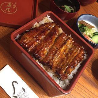 鰻重 上(川魚料理 魚庄 本店 (うおしょう))