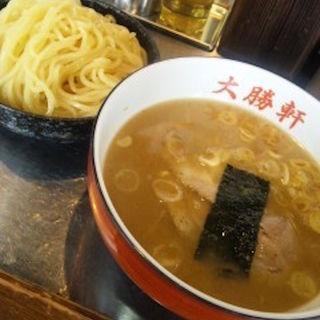 つけ麺並盛り(大阪大勝軒 本店 (おおさかたいしょうけん))