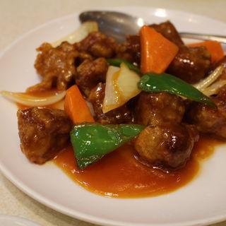 酢豚ランチ(一楽 (イチラク))