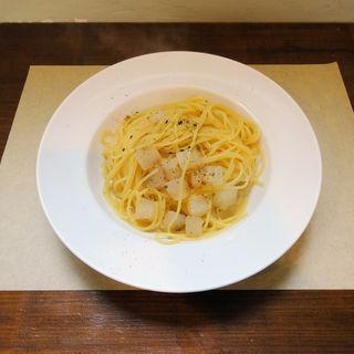 大根ペペロンチーノ(Little cucina Yume )