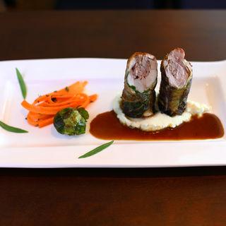 蝦夷肉ビストロのシャルキュトリー盛合せ(パピエドレ (Papier Dore ))