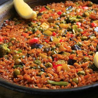 トマトと野菜のパエジャ(P.C.A. Pub Cardinal Akasaka (ピーシーエー パブ カーディナル アカサカ))