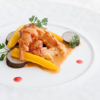 オマール海老のグリル(レストランパフューム (Restaurant Perfumes))