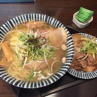 薫寿そば(塩味)(めんや 薫寿 (KOTOBUKI))