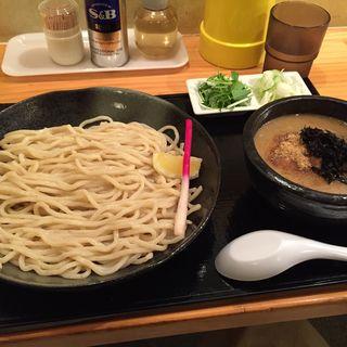 濃厚鶏白湯かしわつけ麺☆Sio(朝日屋 (あさひや))
