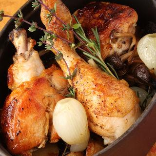 シャラン産鴨のもも肉のコンフィ(Le REMOIS(ル・レモア))