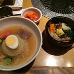盛岡冷麺(ぴょんぴょん舎 盛岡駅前店 (ピョンピョンシャ))
