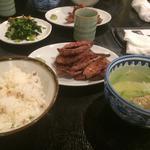 牛タン定食(牛タン焼専門店 司 )