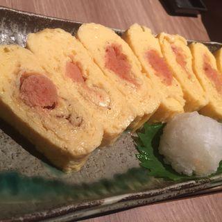 博多明太子 玉子焼き(博多ほたる 麻布十番店 (ハカタホタル))