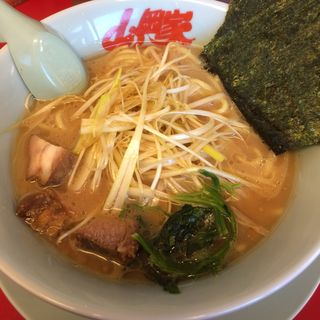 ネギラーメン 醤油(山岡家館林店)