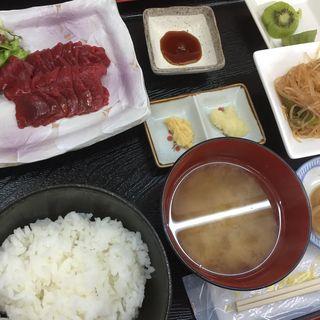馬刺定食(さくら亭 )