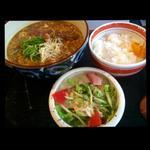 八風カレーセット(白ごはん)