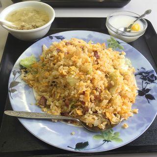 チャーハン(中国料理 天豊 (テンホウ))