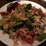Cobb salad(シクスバイオリエンタルホテル)