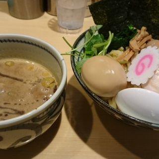 特製濃厚つけ麺(朧月 (おぼろづき))