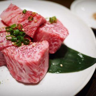 特選肉汁ボンボン 150g おろしポン酢付(牛和鹿 六本木店 )