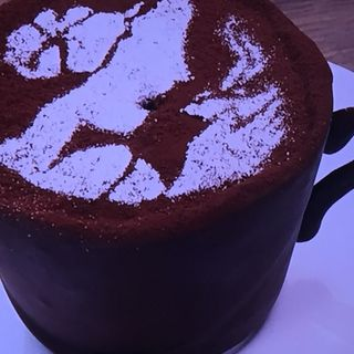 コーヒーカップティラミス(ホノルル コーヒー 三宮店)