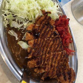 Lカツカレー(カレーのチャンピオン高柳店)