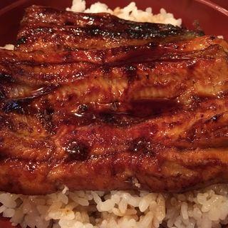 竹丼(うなぎ 加茂川)