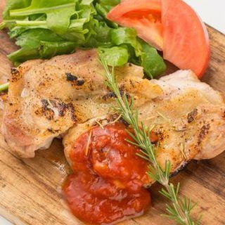 鶏もも肉のロースト(まるごと肉酒場 )