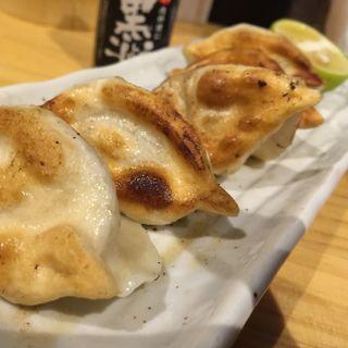 すだち餃子(海老味噌ラーメン 海宝)