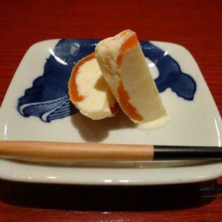 オレンジのジェラート(礼讃)