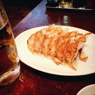 餃子とビールセット(hotpepperクーポン)(丸山餃子製作所 )