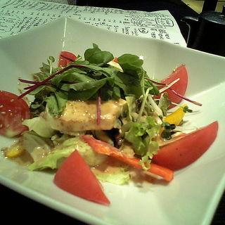 豆腐サラダ(なつ家 )
