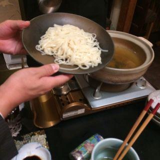 鴨鍋(いなにわ 堂島店 )