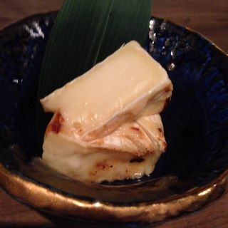 カマンベールチーズ西京焼き(Kokori (和味和酒ココリ))