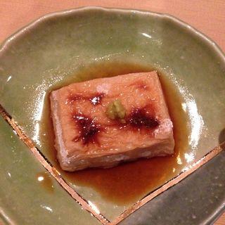 胡麻豆腐(Kokori (和味和酒ココリ))