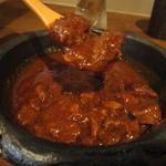 黒味噌煮込み