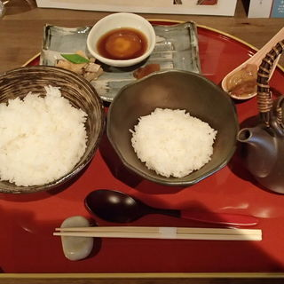 鯛茶漬けランチ(Kokori (和味和酒ココリ))