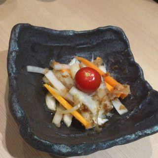 ピクルス(Kokori (和味和酒ココリ))