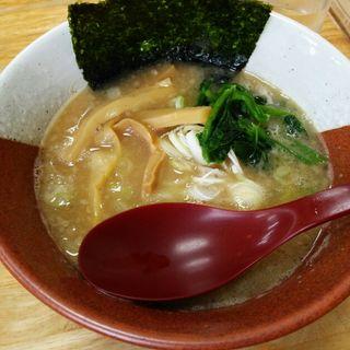 濃厚豚骨醤油(博多ラーメン とんこつ家 (とんこつや))