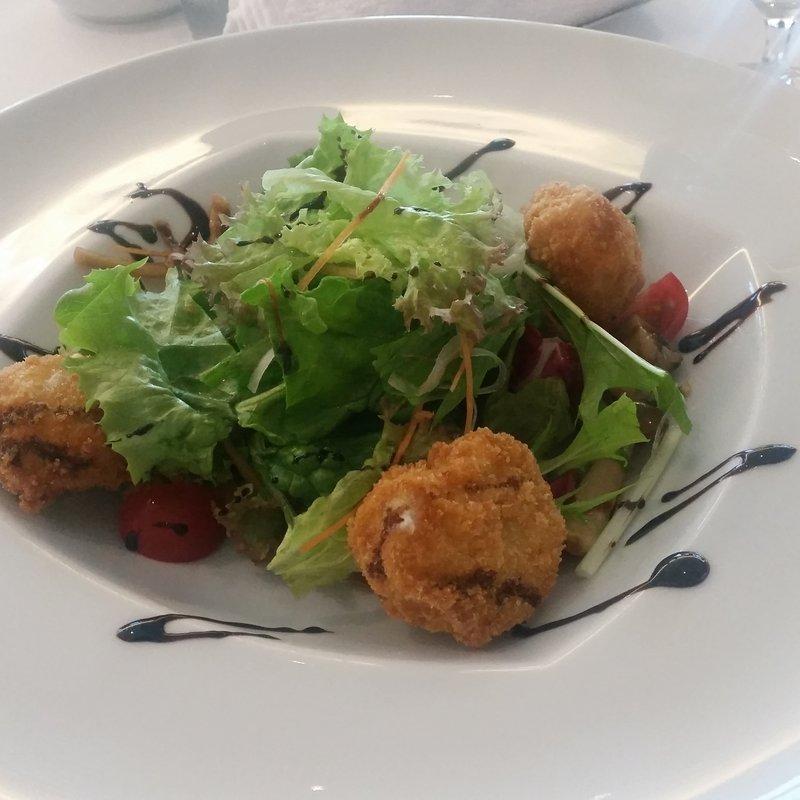 季節野菜のサラダセット